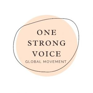 One Strong Voice logo