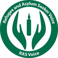 Refugee and Asylum Seeker Voice logo