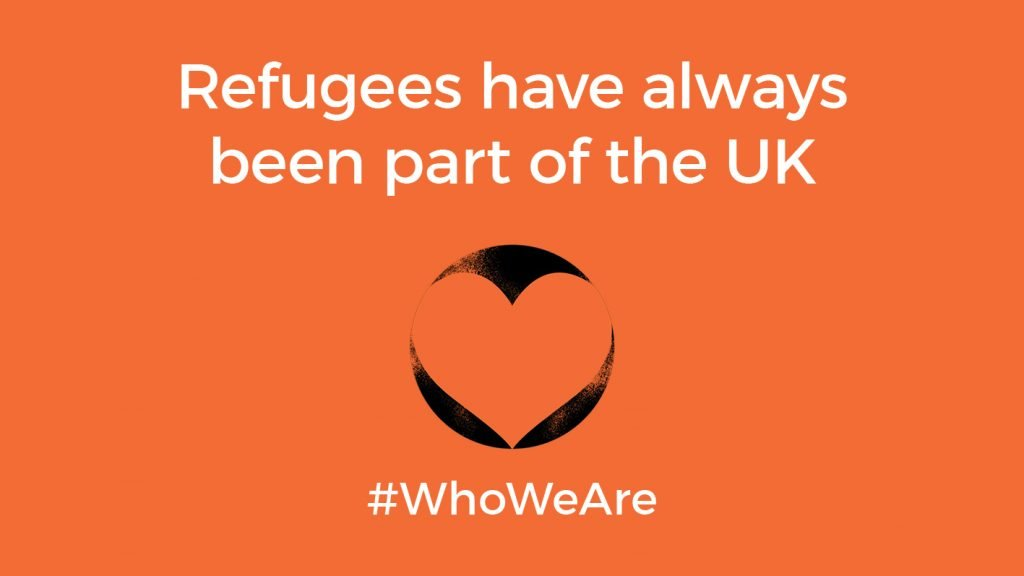 Graphics - Refugees have always been part of the UK